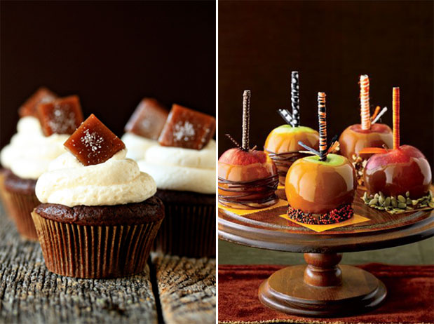 Fall-Christening-Ideas-Cider-Carmel-Apples